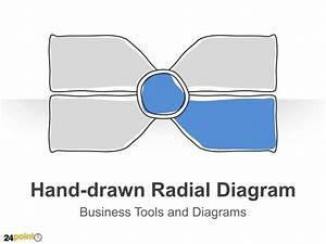 Hand-drawn Radial Diagram