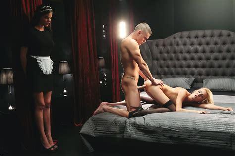 czech blonde katy rose enjoys erotic fetish fuck in the luxury hotel porndoe