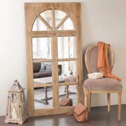Miroir Fenetre Maison Du Monde : miroir fen tre en bois h 150 cm st remy maisons du monde ~ Teatrodelosmanantiales.com Idées de Décoration