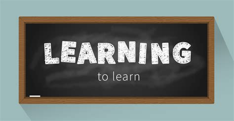 Learning To Learn  Solution Tree Blog