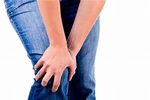 Причина болей в коленных суставах