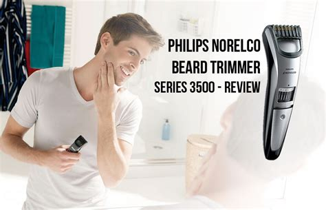 philips norelco beard trimmer series review dedicated trimmer