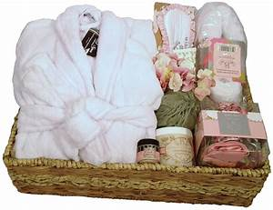 Home Decor: Fetching Spa Gift Baskets To Complete Deluxe ...