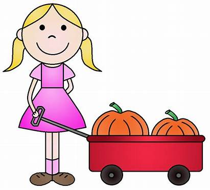 Pumpkin Patch Clip Clipart Picking Cartoon Library