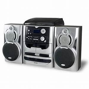 Radio Cd Kassette : jensen 97078073m 3 speed stereo turntable with 3 cd ~ Jslefanu.com Haus und Dekorationen