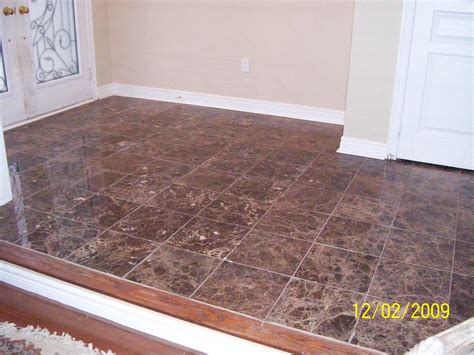 new tile floor new marble tile floor kitchen and entrance