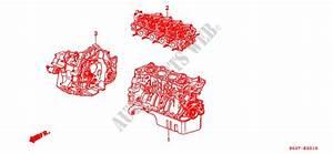 Engine Assy    Transmission Assy  For Honda Cars Civic
