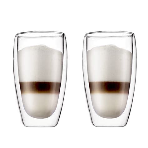 Bodum Bicchieri by Pavina Latte Macchiato Glas Bodum Shop