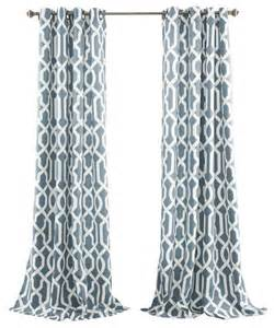 edward window curtain set curtains by lush decor