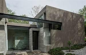 Casa Rgt In Morelos  Mexico By Gbf Taller De Arquitectura