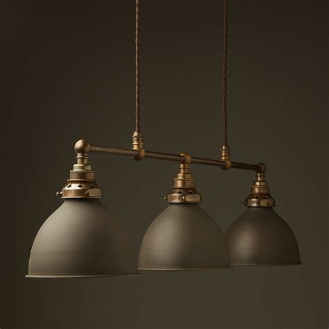 antique brass pool table light antique brass edison billiard table pendant
