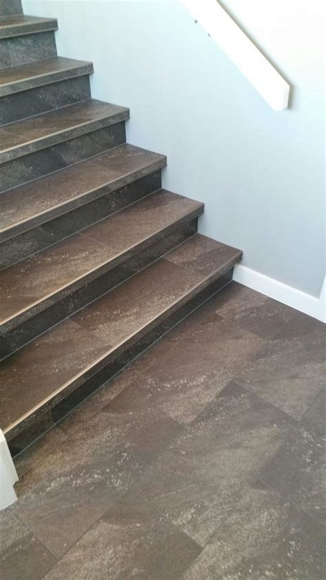 Tile Stair Nosing Bunnings by 1000 Ideas About Luxury Vinyl Tile On Vinyl