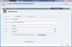 access document management With access document management database