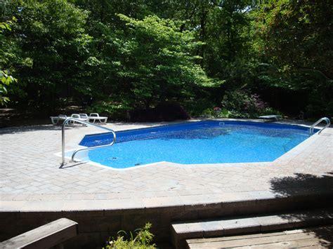 island poolscapes island pool patios pool