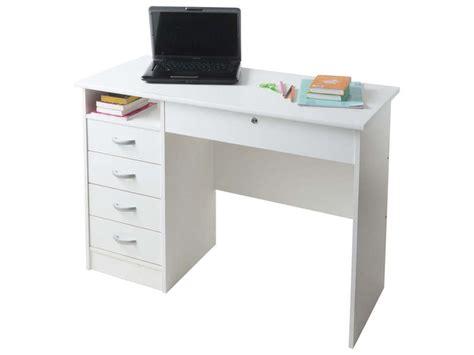 bureau monaco conforama bureau 5 tiroirs 1 niche 2 vente de bureau