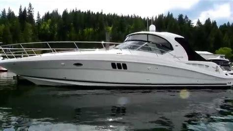Sea Ray Boats Youtube by 2007 Searay 440 Sundancer Youtube