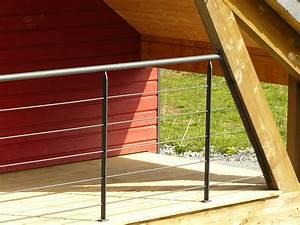 Garde Corps Exterieur : oloron soudure garde corps terrasse acier ~ Melissatoandfro.com Idées de Décoration