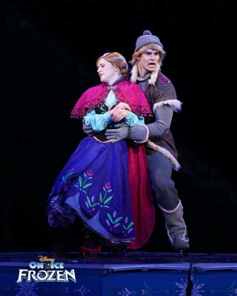 Kristoff & Anna | Disney On Ice - Frozen Consol Energy ...