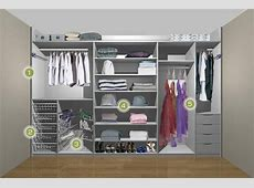 Womens Fitted Wardrobe
