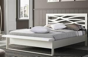 Bett Metall Weiß : r sistub brio wave metallbett lack wei m bel letz ihr online shop ~ Frokenaadalensverden.com Haus und Dekorationen