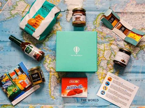 Try The World Food Subscription Service Business Insider