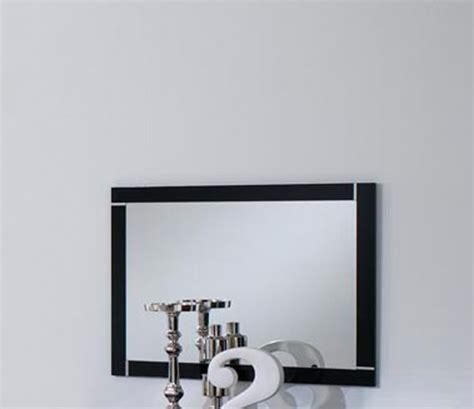 miroir chambre a coucher miroir city laque noir chambre 192 coucher