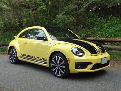 2018 Volkswagen Beetle Gsr Road Test Review Carcostcanada
