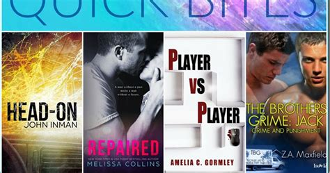Monday's M/m Quick Bites And Giveaway
