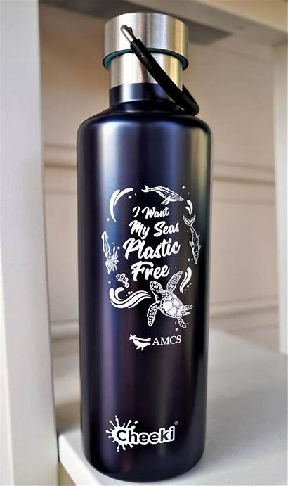 Water Bottle Amcs Australian Conservation Marine Reusable