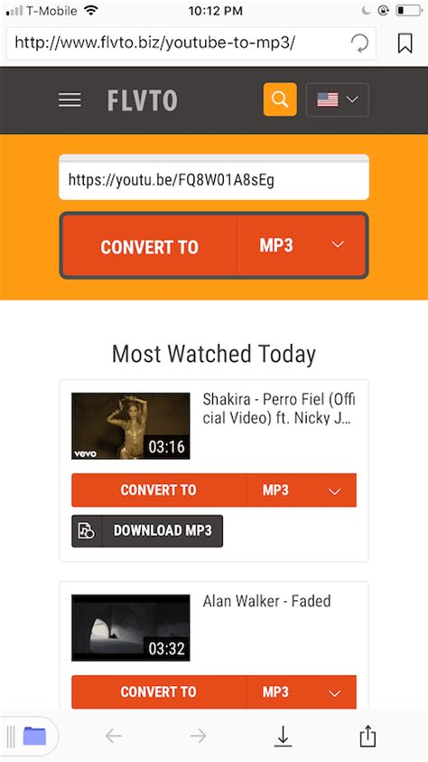 Mp3 music format, is played in so many different devices like ipod, android phone and android tablet, ps4, ps3, xbox one, xbox 360, tv, roku, widely used in our life, so we would like to convert apple music to mp3, we need one apple music converter free, remove drm protection of apple music, then convert to mp3. Best YouTube to MP3 Converter Apps for iPhone (iOS 11 ...