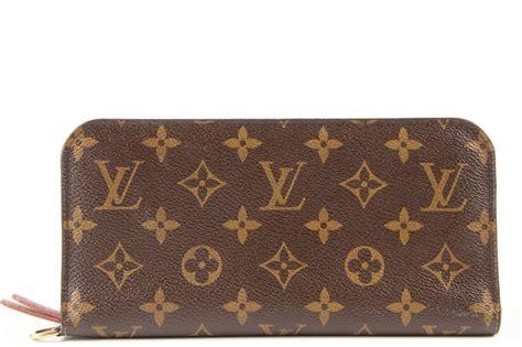 louis vuitton portemonnaie insolite monogram canvas