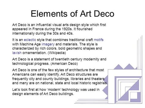 Elements Of Art Deco Power Point Authorstream. Payroll Check Printing Template. Bowling Party Invitations Template Free. In Loving Memory Photo Editor. Church Financial Report Template. Simple Family Tree Template. Video Game Powerpoint Template. Prom Send Off Invitation. Calendar 2017 Template Pdf