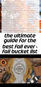 The Ultimate Guide For The Best Fall Ever
