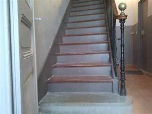 des photos de cage d39escalier With couleur pour une cage d escalier
