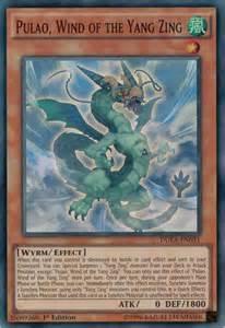 Zing Yang Yu-Gi-Oh! Cards