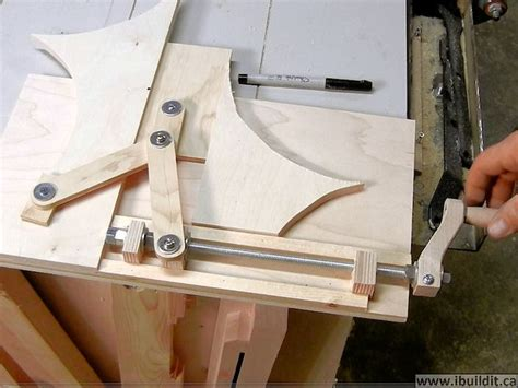 building   router lift revisited tools