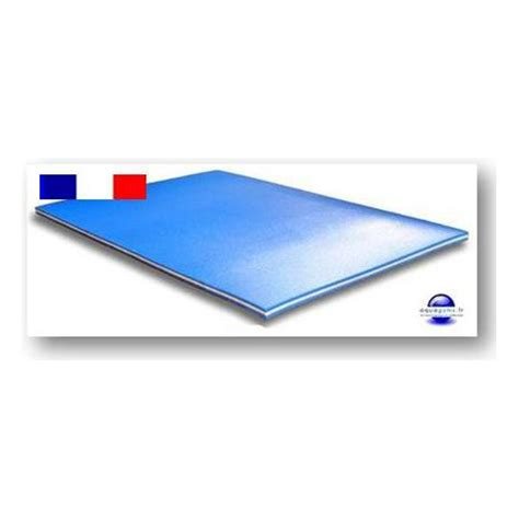 tapis flottant en mousse piscine 2 m x 1 m x 3 cm