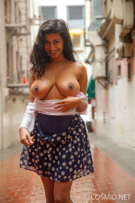 Carla White Big Boobs In The Street