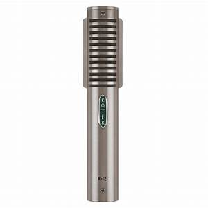 Dynamic Ribbon Microphones  The In