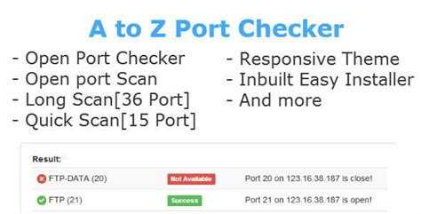 port checker bootstrapdrive