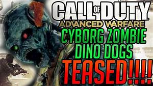 (Fake and Comedic) Call of Duty Advanced Warfare Cyborg ...