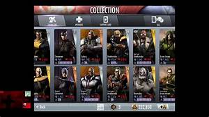 Injustice Gods Among US iOS Red Son Deathstroke Battle 5 ...
