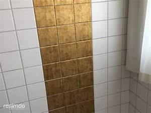 Folie Möbel überkleben : awesome badezimmer fliesen berkleben folie images house ~ Michelbontemps.com Haus und Dekorationen