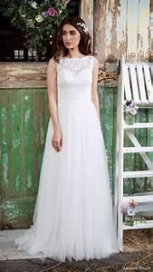 amanda wyatt 2016 wedding dresses promises of love With modified a line wedding dress