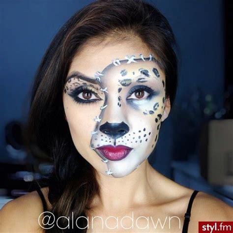 leopard make up make up cat leopard pretty makeup cats animals and cat