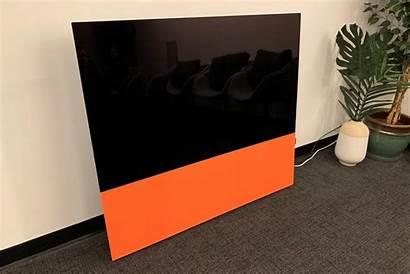 Canvas Tv Speaker Lg Stand