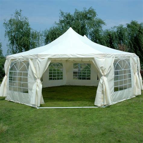 marques canap quictent large deluxe wedding tent marquee 9 x 6 5m