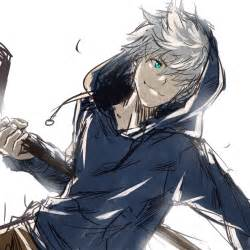Jack Frost Anime