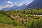 Canadian Rocky Mountains Southern Alberta | Photo, Information