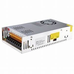 Etopxizu 12v 30a Dc Universal Regulated Switching Power Supply 360w For Cctv  Radio  Computer